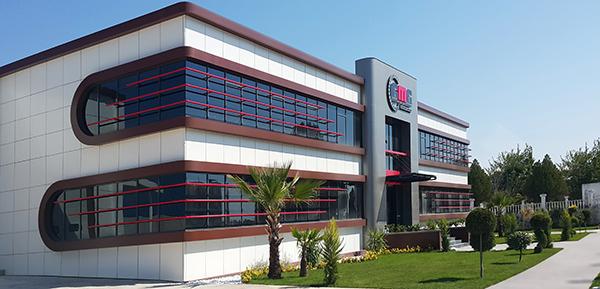 Fabrik Gebaude GMG Izmir