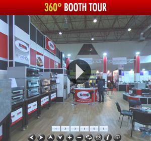 360 Degrees Booth Tour