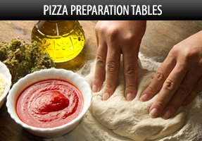 GMG Pizza Preparation Tables