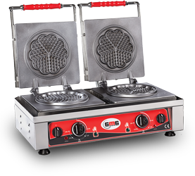 KGW 21 S Waffle Iron