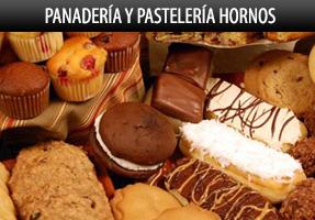 GMG Panadería y Pastelería Hornos