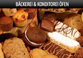 GMG Bäckerei & Konditorei Öfen
