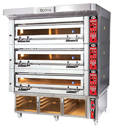 PB3M-128 Bakery & Pastry Oven